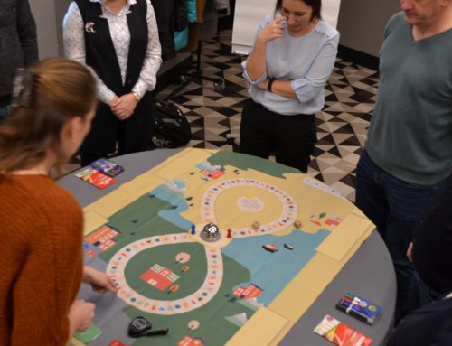 CX Game: the connection between strategy, practice & colleagues