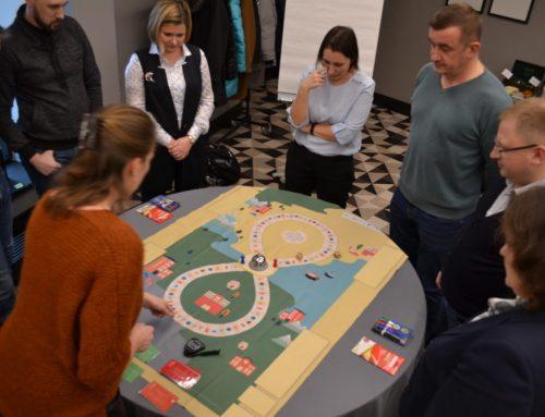 De CX Game: de verbinding tussen strategie, praktijk & collega's