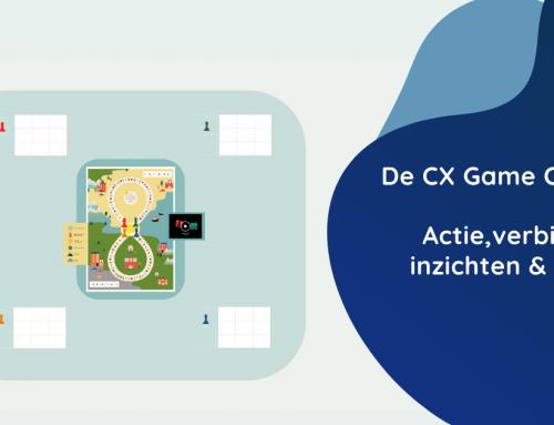Online CX Game: samen actief leren & plezier!